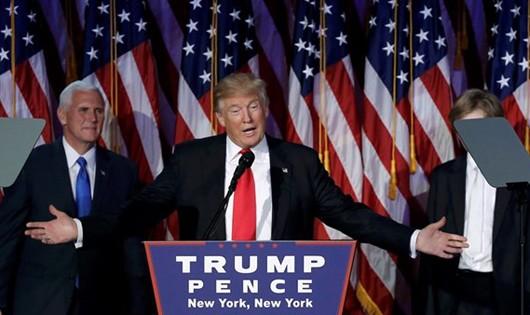 Lãnh đạo Việt Nam và các nước chúc mừng ông Donald Trump