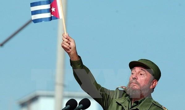 Chủ tịch Quốc hội Việt Nam dự lễ tang lãnh tụ Fidel Castro