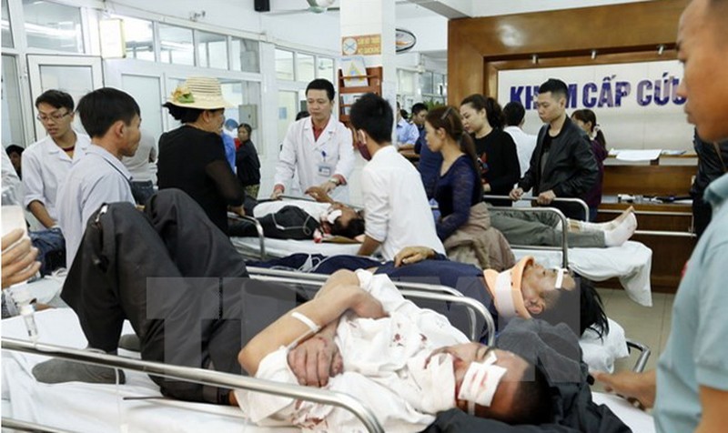 Ngày cuối nghỉ Tết, 30 người chết vì tai nạn giao thông