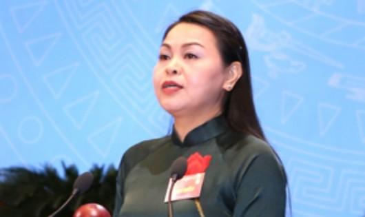 Chủ tịch Hội Liên hiệp Phụ nữ Việt Nam Nguyễn Thị Thu Hà.