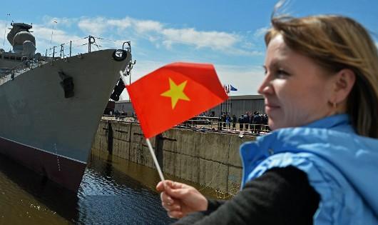 Nga chuẩn bị bàn giao cặp chiến hạm Báo đốm cho Việt Nam