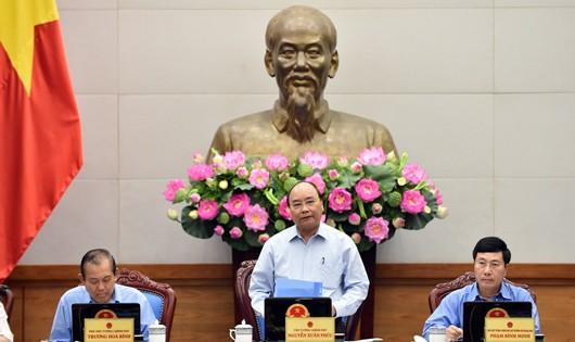 Thủ tướng đề nghị sửa cùng lúc 32 luật liên quan dự án Luật Quy hoạch
