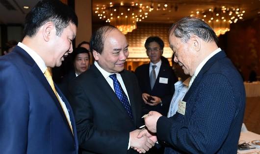 Thủ tướng mời gọi doanh nghiệp Nhật đầu tư vào Việt Nam