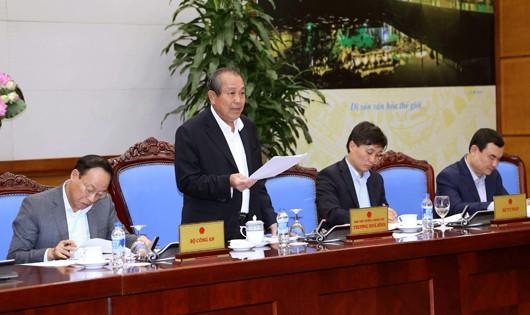 Quyết định mới của Thủ tướng liên quan đến lãnh đạo nhiều Bộ