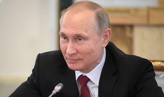 Ông Putin tiết lộ chuyện tình cảm cá nhân