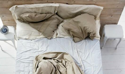 Thói quen dọn giường sau khi ngủ dậy giúp bạn khỏe cả ngày