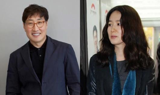 Cuộc tình sóng gió một thời của Shim Eun Ha và chồng Lee Young Ae