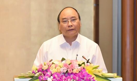 Thủ tướng: 'Hành động phải quyết liệt, khen thưởng kỷ luật phải nghiêm minh'