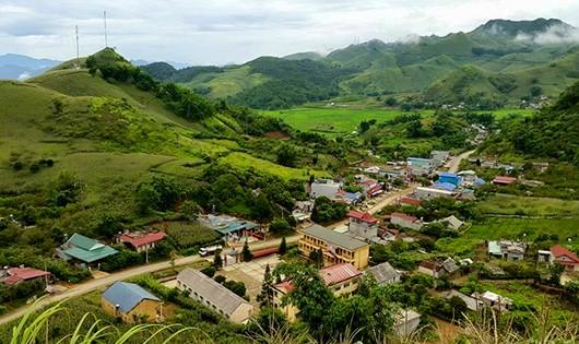 Huyện Vân Hồ, tỉnh Sơn La. Ảnh từ Internet.