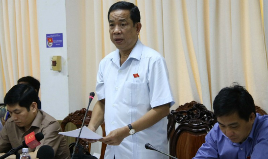 """""""Cần Thơ là một điểm sáng trong công tác thực hiện Luật phòng, chống HIV/AIDS, ma túy, mại dâm"""" - Ông Đặng Thuần Phong, Phó chủ nhiệm ủy ban các vấn đề xã hội nói."""