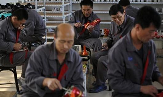 Triều Tiên sản xuất quần áo gắn nhãn 'Made in China' để xuất khẩu
