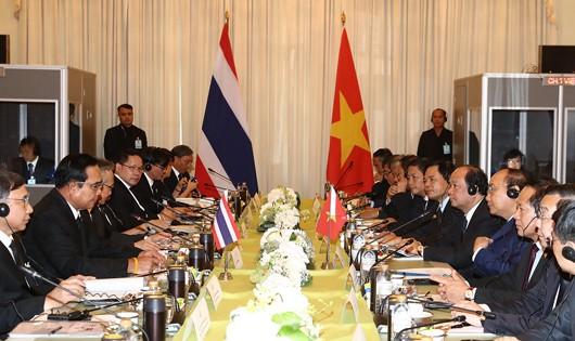 Việt Nam - Thái Lan nhất trí đàm phán Hiệp định Dẫn độ, tăng cường hợp tác tư pháp