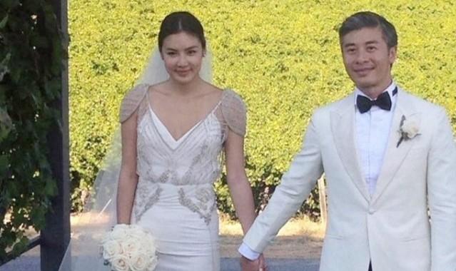Siêu mẫu gốc Việt cưới đại gia sau khi bỏ Thiên vương Lê Minh