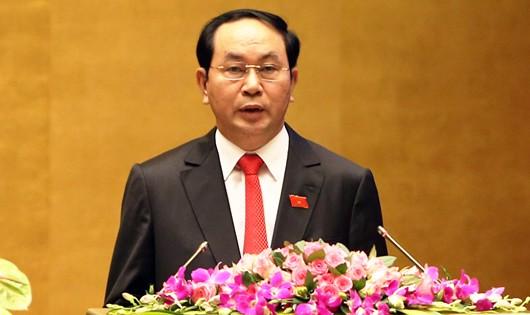 Chủ tịch nước Trần Đại Quang gửi thư chúc mừng nhà giáo và học sinh, sinh viên