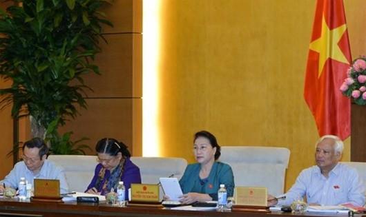 Quốc hội bắt đầu họp từ 23/10, sẽ xem xét loạt vấn đề quan trọng