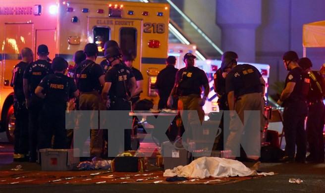 Phát hiện kho súng đạn tại nhà nghi phạm xả súng tại Las Vegas
