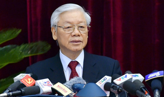 Tổng Bí thư gợi ý về sắp xếp tổ chức bộ máy của hệ thống chính trị
