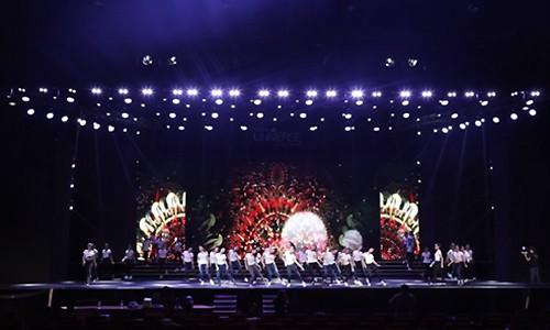 Bán kết Hoa hậu Hoàn vũ Việt Nam diễn ra tối 4/11 tại Nha Trang, Khánh Hòa.