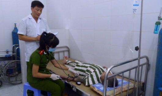 Chế độ ăn, mặc, chăm sóc y tế đối với người bị tạm giữ, tạm giam