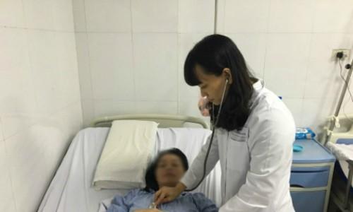 Phát hiện người phụ nữ Hà Nội mang thai trong... lá lách