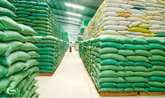 Bổ sung 553 tỷ đồng mua gạo dữ trữ quốc gia
