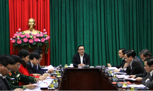 Bí thư Hà Nội yêu cầu thay cán bộ yếu kém đạo đức, giảm sút uy tín