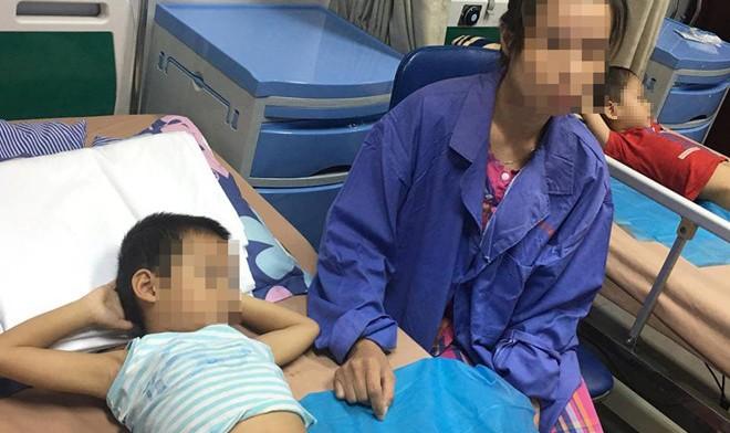 Hơn 100 bệnh nhi phải điều trị sùi mào gà ở Hưng Yên