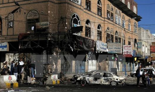 Xung đột vũ trang tại Yemen khiến hơn 12.000 người thiệt mạng