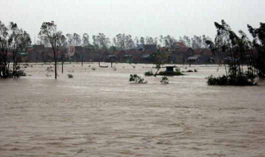 Bão suy yếu thành áp thấp nhiệt đới, đề phòng lũ quét, sạt đất ở Quảng Ngãi - Kiên Giang