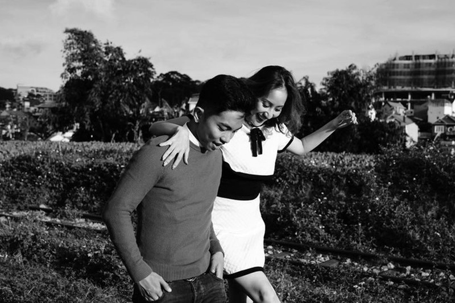 Nhiều người ngưỡng mộ trước tình cảm của cặp đôi Khánh Thi - Phan Hiển