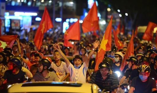 Yêu cầu đảm bảo an toàn tuyệt đối cho hoạt động cổ vũ U23 Việt Nam