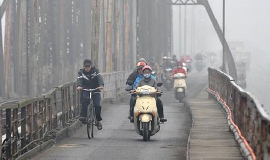 Hôm nay Hà Nội giảm nhiệt mạnh, thấp nhất 13 độ C