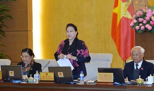 Các Bộ trưởng phải chuẩn bị loạt Tờ trình báo cáo Thường vụ Quốc hội