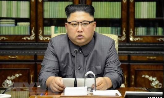 Ông Kim Jong-un nhất trí tiến hành cuộc gặp với Tổng thống Hàn Quốc