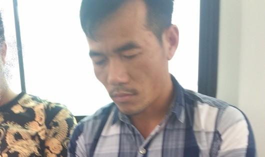 Đối tượng Nguyễn Văn Hải.