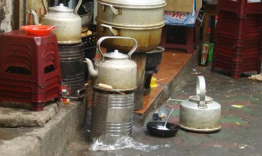 55.000 bếp than tổ ong đang 'đầu độc' người Hà Nội