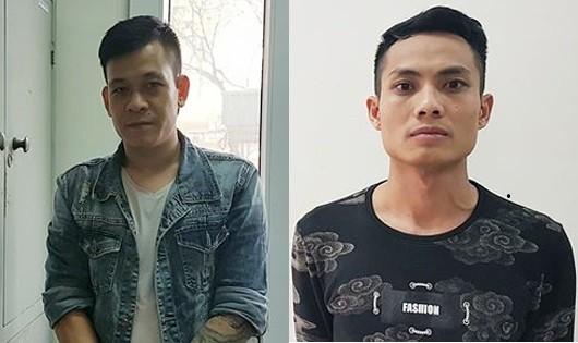 Vì tình, thủ súng kéo nhau đến hành hung chủ tiệm cắt tóc ở Hà Nội