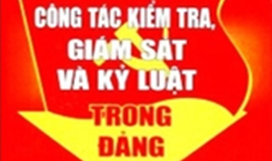 Cách chức 1 đảng viên, khai trừ 15 trường hợp khác tại Hà Nội