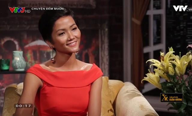 Hoa hậu HHen Niê muốn trở thành diễn viên, tiếp viên hàng không - Ảnh 1.