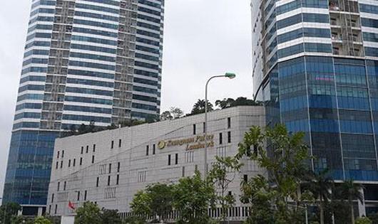 Đôi nam nữ người nước ngoài tử vong trong căn hộ toà nhà Keangnam