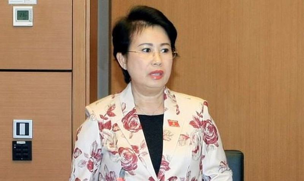 Đề nghị Ban Bí thư kỷ luật bà Phó Bí thư tỉnh ủy Đồng Nai