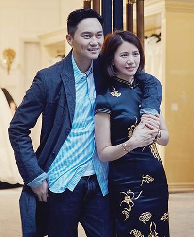Vợ chồng Trương Trí Lâm.