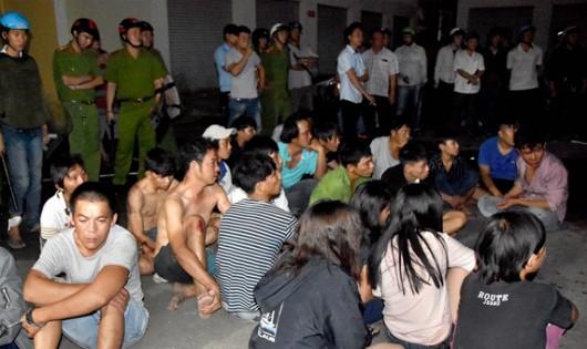 Yêu cầu xử lý nghiêm đối tượng cầm đầu gây rối, đập phá tại Bình Thuận