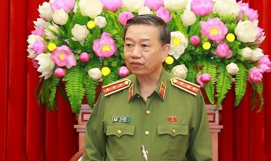 Bộ trưởng Tô Lâm 'lệnh' toàn lực lượng ngăn chặn tội phạm lợi dụng World Cup