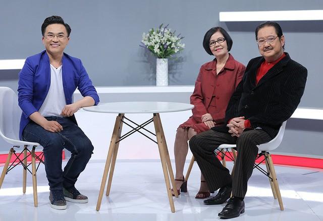 Gắn bó 45 năm trong hôn nhân, vợ chồng nghệ sĩ Nguyễn Chánh Tín và Bích Trâm được xem như là cuộc hôn nhân kim cương.