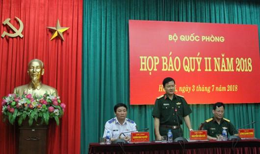 Thông tin về những vụ việc 'nóng' liên quan đến cán bộ cao cấp quân đội