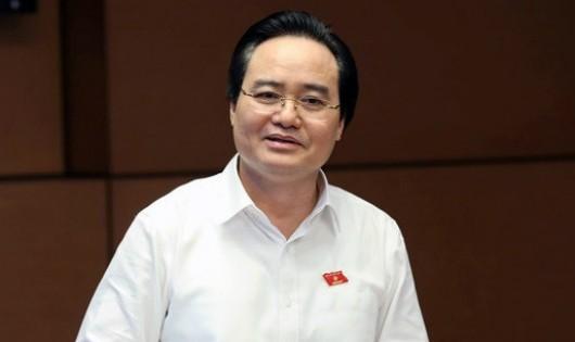 Bộ trưởng Phùng Xuân Nhạ nhận trách nhiệm trước sai phạm điểm thi tại Hà Giang, Sơn La