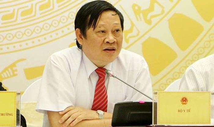 Thứ trưởng Nguyễn Viết Tiến: Xử lý nghiêm các cá nhân, tổ chức vi phạm.