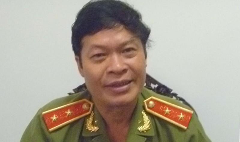 Trung tướng Hữu Ước tố Luật sư Trần Đình Triển vu khống