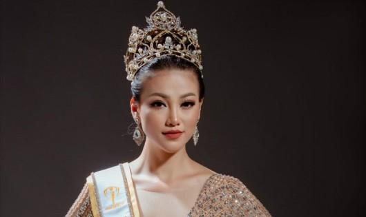 Chân dung Á hậu được chọn dự thi Miss Earth 2018